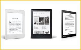 Tablet Ereader Comparison Chart The Best Ebook Readers And Kindles You Can Buy
