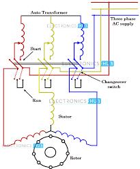 auto transformer wiring diagram 277 480 transformer connections working principle of autotransformer at Auto Transformer Wiring Diagram