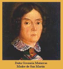 En 1783, los San Martín regresaron a España, y José Francisco a la edad de los ... - matorras01
