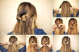 how to make hairstyle for long hair at home all hair style for hairstyle in home