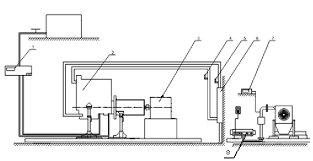 schematic diagram of a test bed fiat 1 3jtd multijet