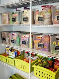 Kitchen Cabinet Organization Tips 20 Best Pantry Organizers Hgtv