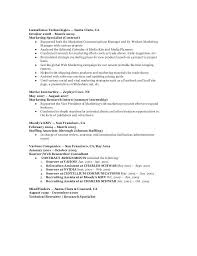 Cover Letter For Research Analyst Sample Cover Letter For Research