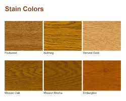 Grain Color Chart Wood Finishes And Glazing Reface Njreface Nj