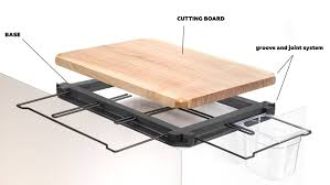 Collect this idea Frankfurter Brett Kitchen Workbench Upgraded Cutting  Board (5)