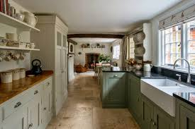 country kitchens. Modern Country Kitchen And Colour Scheme Kitchens