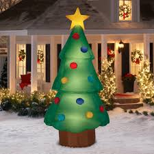 Airblown Inflatable Christmas Tree Giant 10ft Tall By Industries