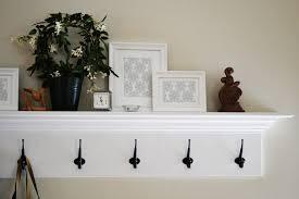 coat hanger shelf