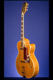 Deluxe* Regent Cutaway (Ex Johnny Smith) Guitars | Fretted Americana Inc.