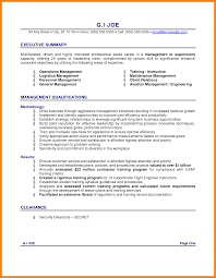 Sample Resume Summary Statement Sample Resume Summary Statement For Accounting Best Professional 37