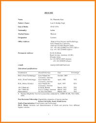 Cv Format For Teacher Job Resume Format Teacher Job Besikeighty24co 24