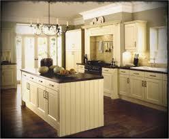 Dark Cabinets Grey Floor Kitchen Trendyexaminer