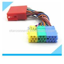 cusotm automobile 20 pin radio connector audio iso wire harness cusotm automobile 20 pin radio connector audio iso wire harness for audi