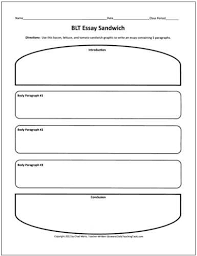 Graphic Organizer For Essay Writing Graphic Organizer for Essay Writing