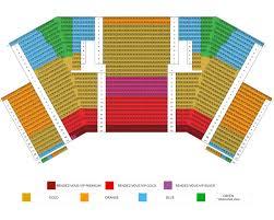 Cavalia Montreal Seating Chart Seating Chart Cavalia