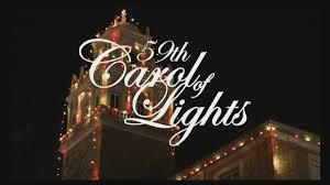 Texas Tech Carol Of Lights 2018 59th Annual Carol Of Lights