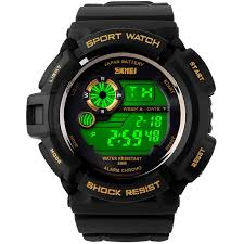 men fashion led digital alarm date rubber army watch waterproof men fashion led digital alarm date rubber army watch waterproof sport wristwatch