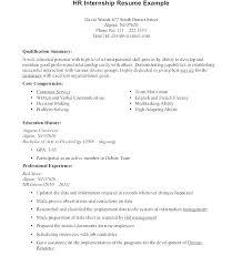 Resume Template For Internship Best Resume Template For Internship