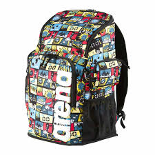 Design Team Bags Team 45 Printed Backpack Bags Arena