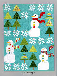 Ho Ho Ho Let It Snow quilt by Nancy Halvorsen. Seen at Hill Creek ... & Ho Ho Ho Let It Snow quilt by Nancy Halvorsen. Seen at Hill Creek Designs Adamdwight.com