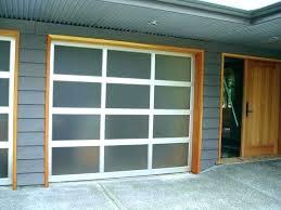 overhead garage door cost translucent garage door clear garage doors glass garage doors cost and awesome