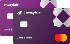 They instructed me how to do it. Wayfair Credit Card Wayfair