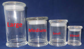uk supplier of glass candle jars