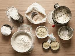 Different Flour Types And Uses Flour 101 Food Network