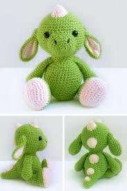 Dragon Crochet Pattern
