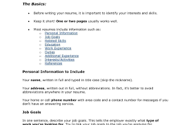 What To Put In A Resume Good Skills To Put On A Resume Wwwfungramco 63
