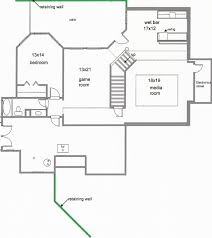 floor plans with basement. Awesome Basement Design Plans By Gorgeous Floor Plan Ideas With A Finished D