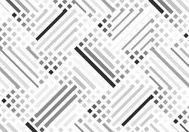 Line Pattern Beauteous Seamless Patterns Of Grey And Black Lines Download Free Vector Art