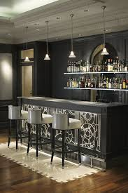 Dining Room And Bar Design