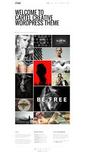 221 Best Wordpress Portfolio Themes Images On Pinterest