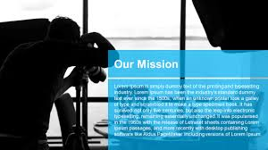 Free Modern Templates Free Powerpoint Modern Business Template Mission Slidemodel