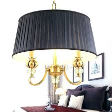 chandelier with shade chandeliers with shade chandelier black and crystal drops design lighting ideas 6 inch chandelier with shade