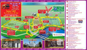 garden district new orleans walking tour map. Exellent District City Sightseeing New Orleans Map For Garden District New Orleans Walking Tour Map E
