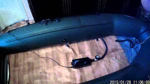 качаем лодку <b>насосом интекс</b> 68609 . Часть 2 - YouTube