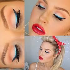 modern pin up makeup tutorial modern pin up makeup tutorial missjessicaharlow you 25 best ideas about makeup tutorial simple 1950s