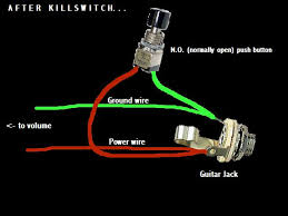 alexplorer's axe hacks kill switch buckethead killswitch at Guitar Killswitch Wiring Diagram