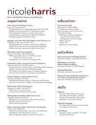 Visually Appealing Resume aesthetically pleasing resumes Enderrealtyparkco 1