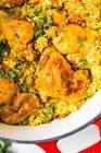 arroz con pollo 1 dish meal