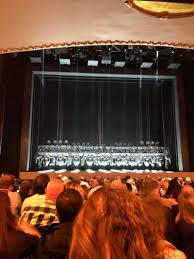 Lunt Fontanne Theatre Seating Chart Lunt Fontanne Theatre Section Orchestra C Row Q Seat 104