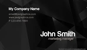 Photoshop Business Card Template Blank Business Card Template Photoshop Condo Financials Com