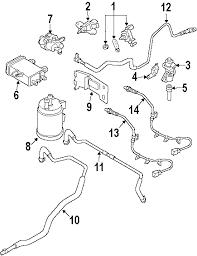 parts com® mazda 6 emission components oem parts 2005 mazda 6 i l4 2 3 liter gas emission components