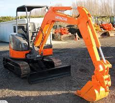 Hitachi Zx30u 3 Ton Excavator