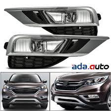 2016 Honda Crv Fog Light Assembly Details About For 2015 2016 Honda Crv Cr V Fog Lights Lamps Wiring Kit Switch Set