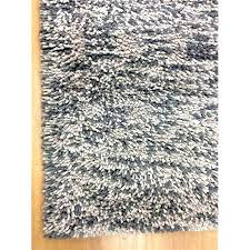 gray and white area rug eyeball woolen hand knotted grey white mix area rug black