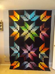 Binding Tool Star Quilt - TheQuiltShow.com & Click Image (Zoom Issues Click Here) Adamdwight.com