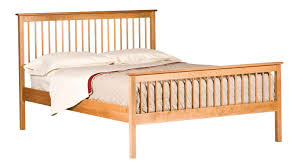 wood spindle bed.  Bed Shaker Spindle Bed  For Wood P